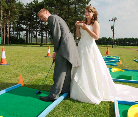Crazy Golf Hire - Party, Event And Wedding Games