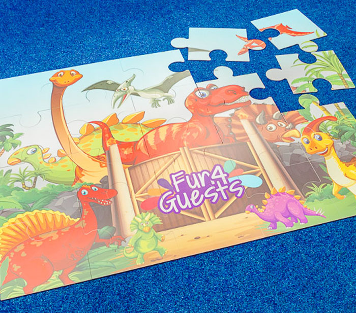 Giant Jigsaw Puzzles