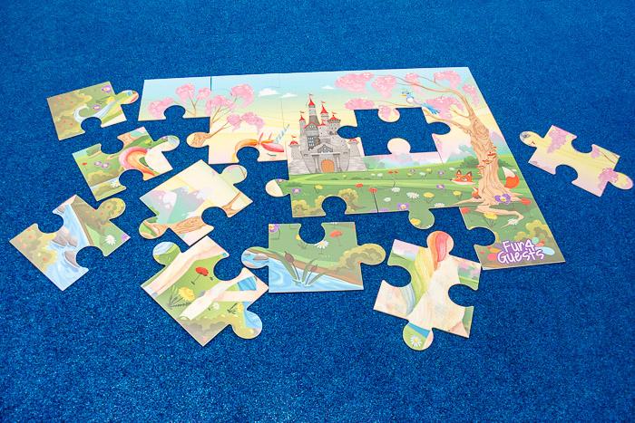 Large Puzzle Piece Jigsaw Puzzles