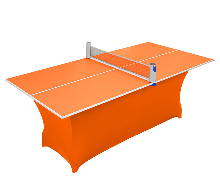 Hire Personalised Table Tennis Equipment